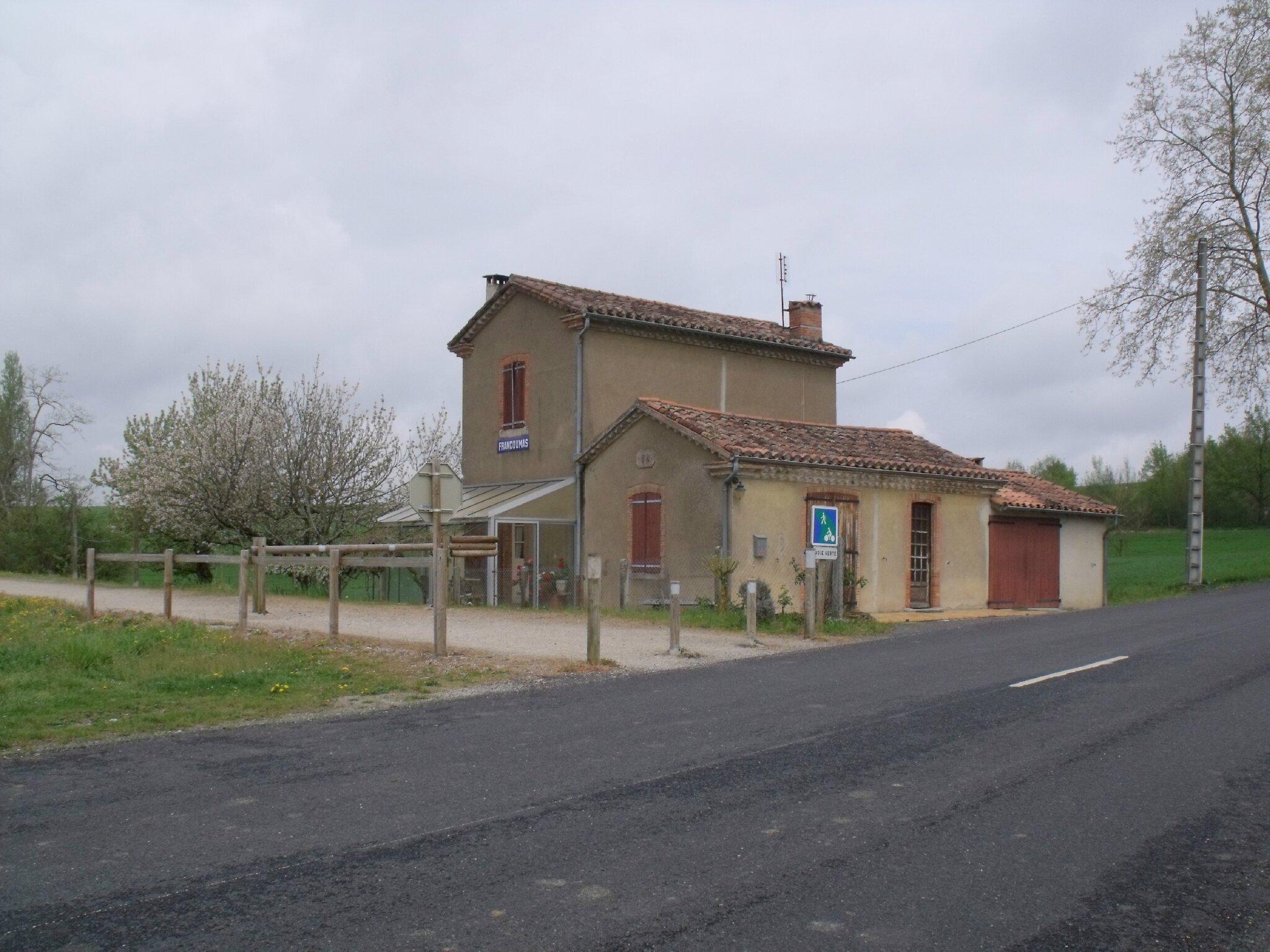 Francoumas (Tarn - 81)