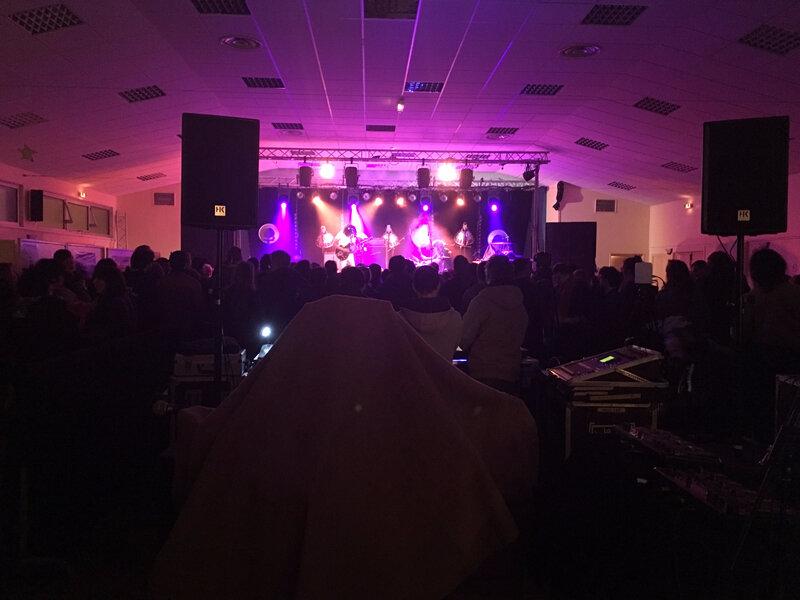 concert CDLN Faut qu'ça chauffe Gouville 2017