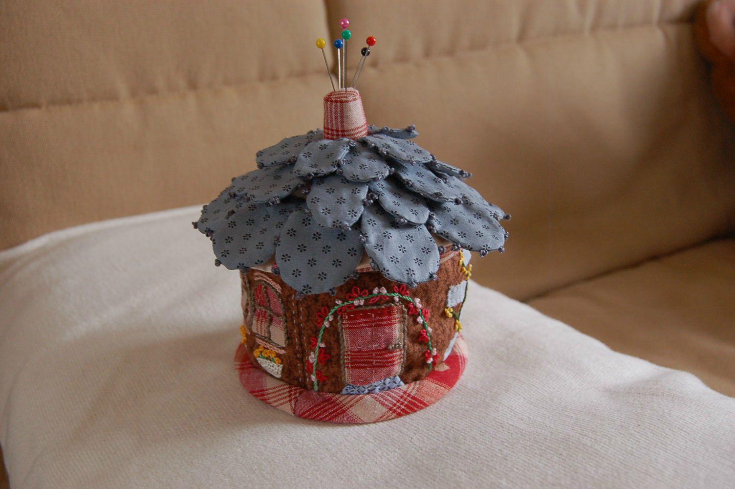 Ma petite maison mod le de reiko kato je brode on for Modele de petite maison