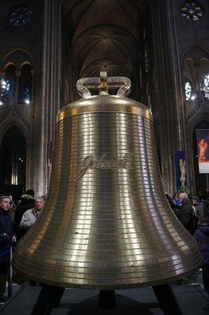 Cloche Notre Dame Lutetiablog Lutetia