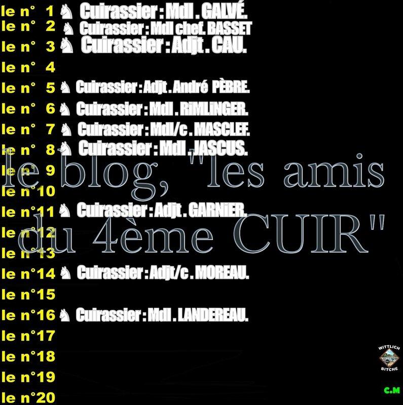 1972 AViS de RECHERCHE OFFiCiERS & SOUS-OFFiCiERS DE BiTCHE