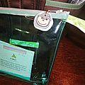 petite trousse vinyle, handmade vinyl pencil case,pouch (1)