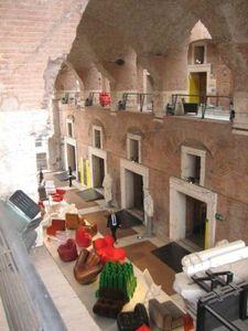 Rome Monti Marchés de Trajan