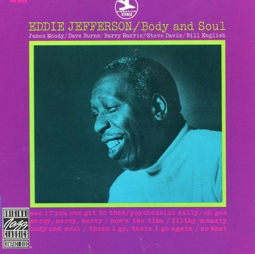 Eddie Jefferson - 1968 - Body And Soul (Prestige)