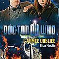 Doctor who et l'armée oubliée de brian minchin