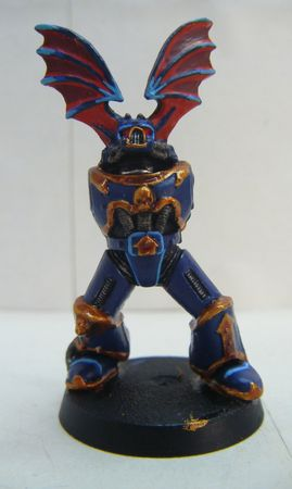 Peindre les Night Lords 14