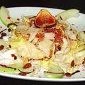 Salade d'hiver (endives/noix/pommes)