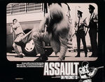 Assault lobby card australienne 5