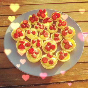 tartelettes fraise 2