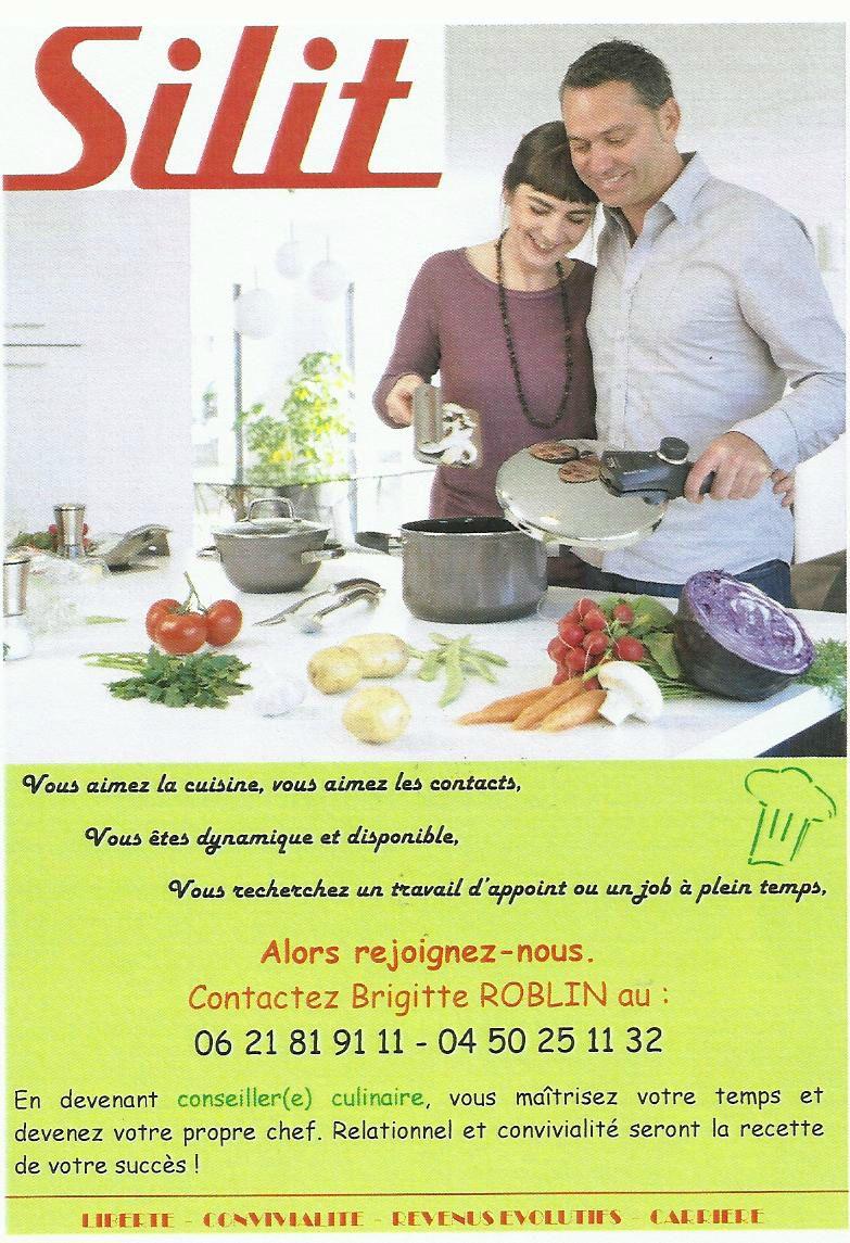 Cocotte silit - Vente a domicile ustensile cuisine ...