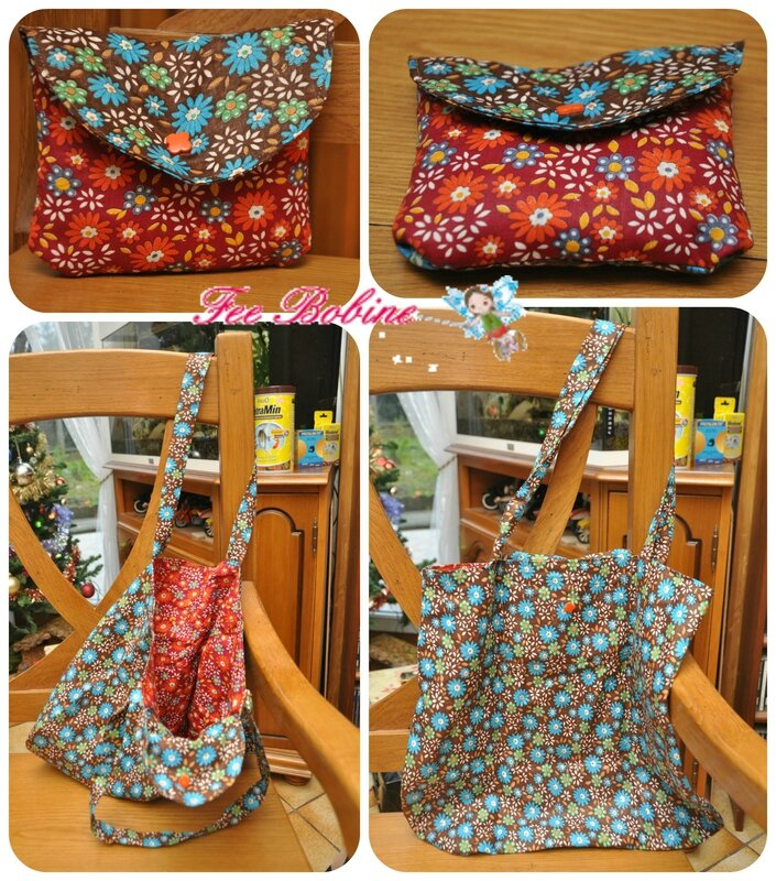sac pliable louise