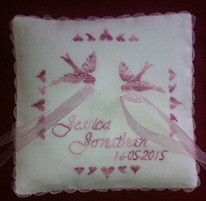 Coussin mariage2