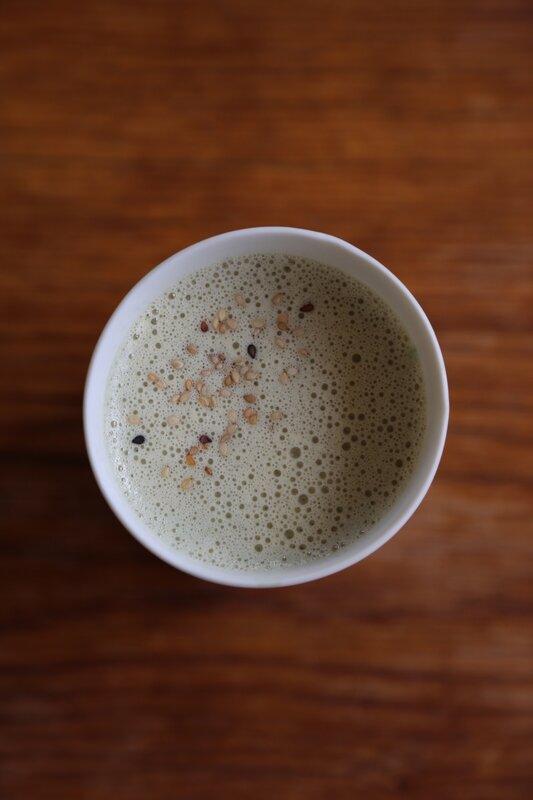 matcha latte coco vanille2
