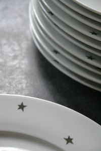 stars plates