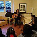 Le studio de musique de Stéphanie Joire