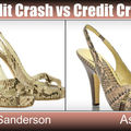 Credit crash vs credit crunch