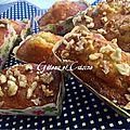 Cake aux noix et citron d'anne wilson
