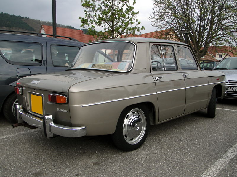 Renault R8 Major 1962 224 1973 Oldiesfan67 Quot Mon Blog Auto Quot