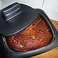 Gâteau crème de marron / rhum