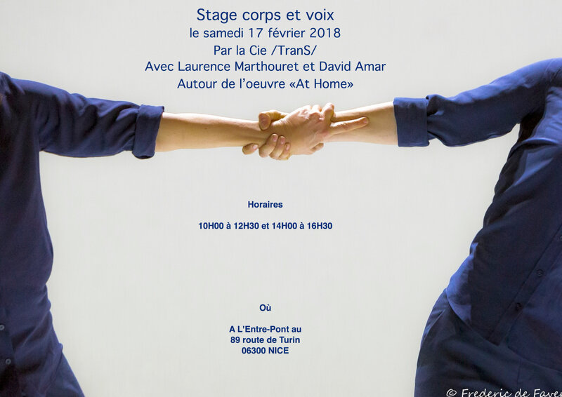 stage Corps-Voix - Fév18
