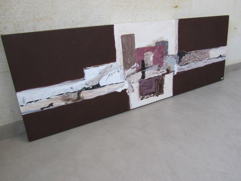 Sol en beton cire photo de beton cire catherine pendanx - Sol beton cire sur carrelage ...