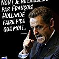 Prsidentielle 2012 : La 1re promesse de Sarkozy