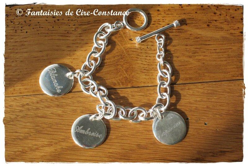 Bracelet Blanche Ambroise Capucine