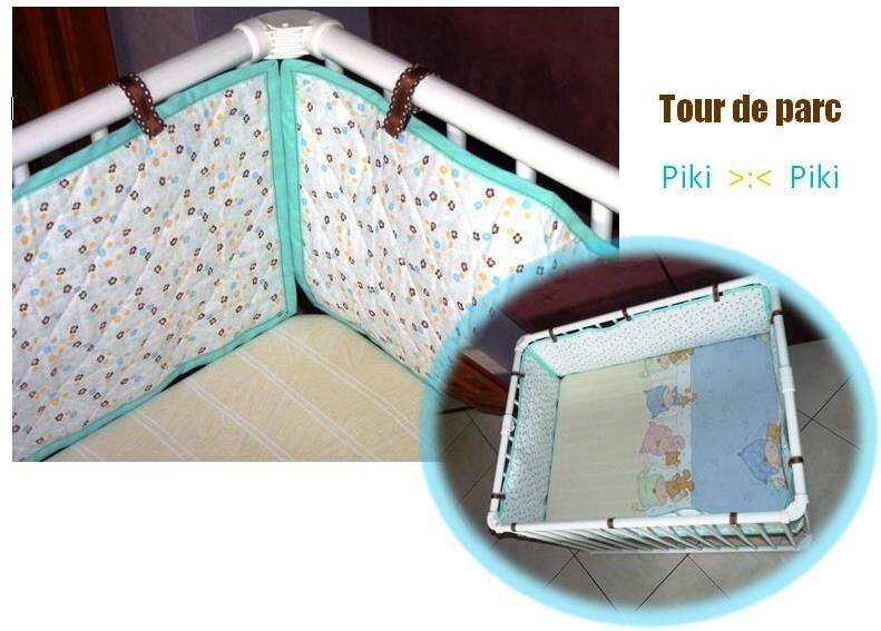tour de parc piki. Black Bedroom Furniture Sets. Home Design Ideas