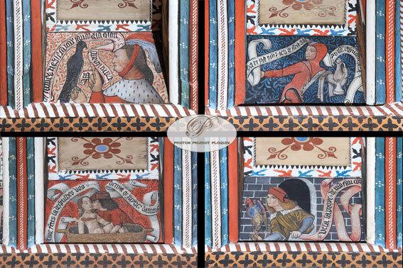 Abbaye_de_Saint_Hilaire_le_logis_abbatial_closoirs
