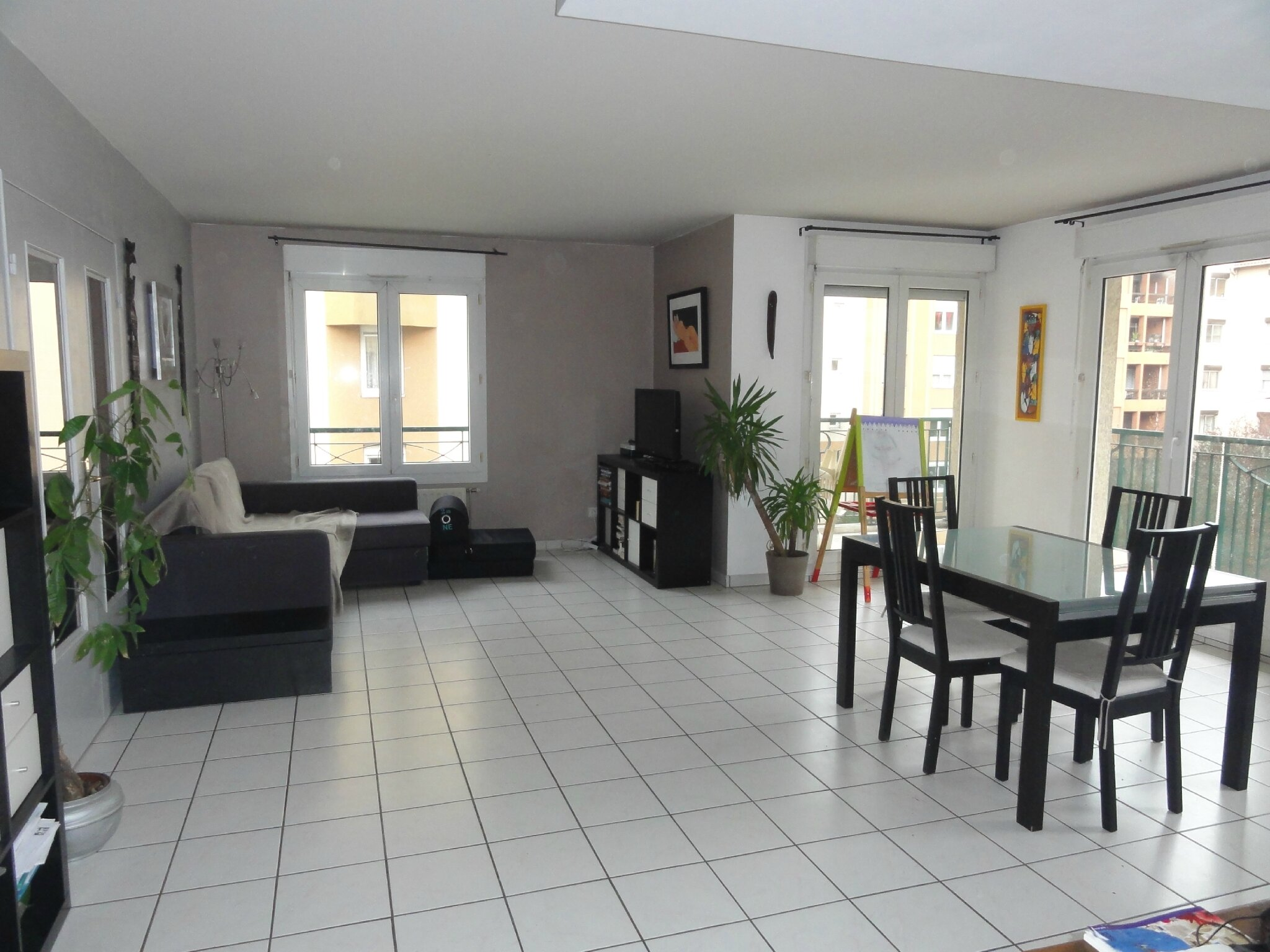 Location appartement t3 lyon for Location logement