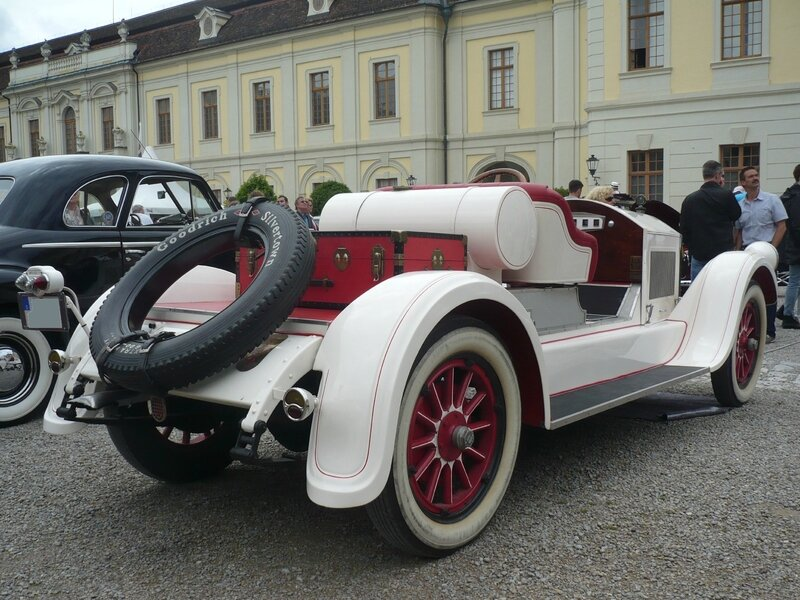 PIERCE ARROW Model 80 Raceabout 1925 Ludwigsburg (2)