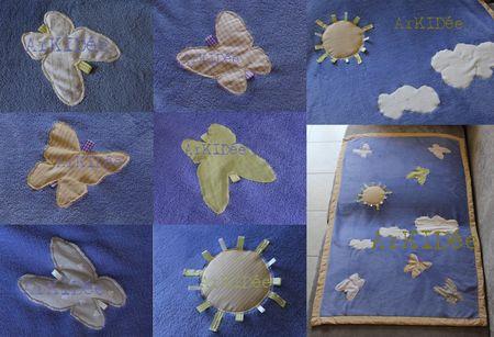 Couverture Ciel de Papillons