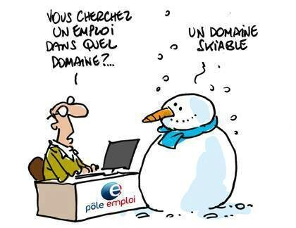 humour chomage