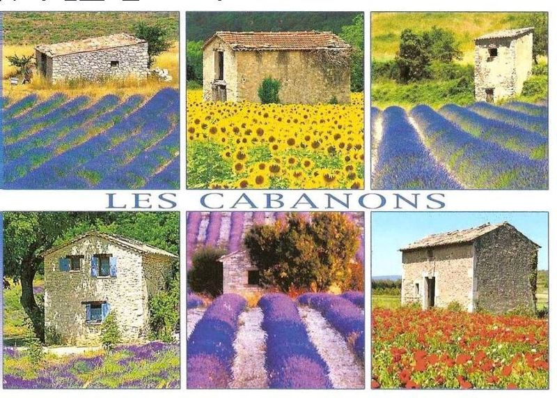 Les Cabanons