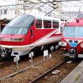 Inuyama eki Panorama Cars 7000 (x2) & Super 1000