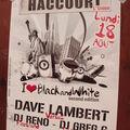 Une des soirée de la fête à Haccourt le 18 août