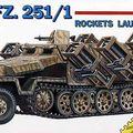 Sdkfz 251 stuka zu fuss