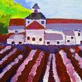 PAYSAGE PROVENCAL - http://lodya.artgallery.free.fr