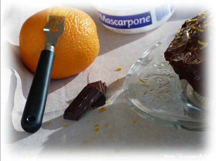gâteau chocolat orange2