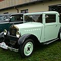 MATHIS type TY coupé 1933 Rustenhart (1)