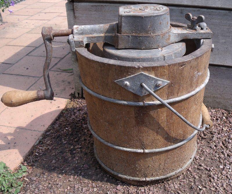 Brocante en famille les bricoles de dame uranie - Prix d une sorbetiere ...