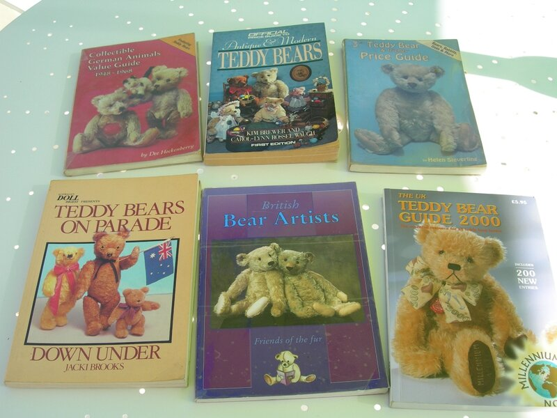 Petits guides teddy bears 001