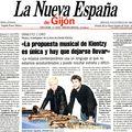 La Nueva Espana (entrevista) 28/10/09