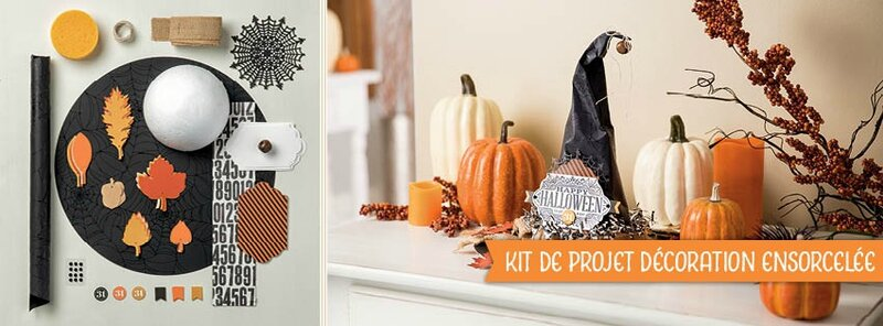 KIT DE PROJET DECORATION ENSORCELLEE 1