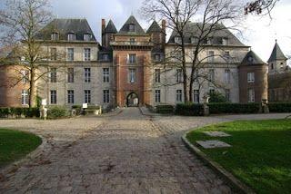 chateau à savigny, lycée jean baptiste corot
