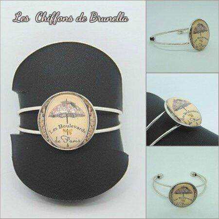 Bracelet Cabochon 7