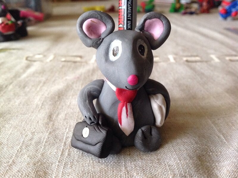 Souris businessmen