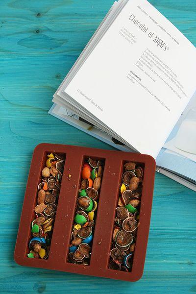 barres chocolat M&Ms 2