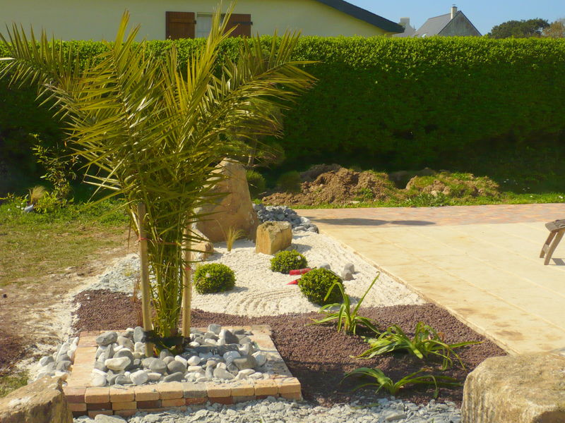 Jardin min ral autre aspect alex paysagiste groix for Jardin mineral