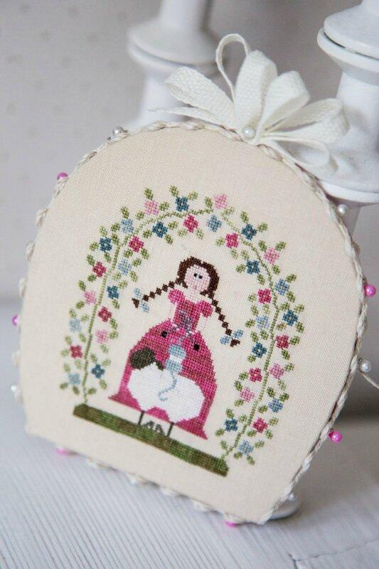 je tricote printemps